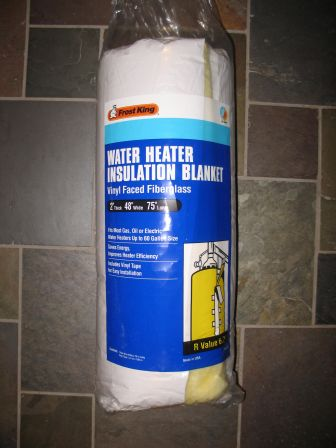Buying and installing an insulation blanket for your water heater is a simple and inexpensive way to reduce your carbon emissions and energy costs. Insulation blankets